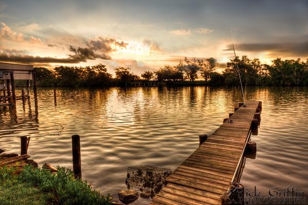 Early Morning, Dockside, Cocodrie, La